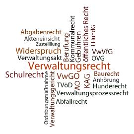 Bild - Verwaltungsrecht in Stichworten